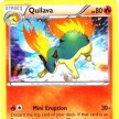 XY8 - BREAKThrough  - 019 - Quilava