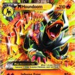 XY8 - BREAKThrough  - 022 - Mega Houndoom-EX - Ultra Rare