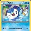 XY8 - BREAKThrough  - 036 - Piplup