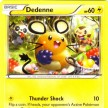 XY8 - BREAKThrough  - 057 - Dedenne