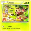 XY8 - BREAKThrough  - 007 - Chespin