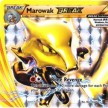 XY8 - BREAKThrough  - 079 - Marowak BREAK - TURBO - Ultra Rare
