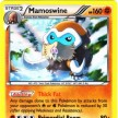 XY8 - BREAKThrough  - 082 - Mamoswine