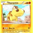 XY8 - BREAKThrough  - 083 - Hippopotas