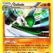 XY8 - BREAKThrough  - 084 - Gallade