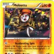 XY8 - BREAKThrough  - 085 - Meloetta