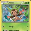 XY8 - BREAKThrough  - 008 - Chespin