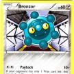 XY8 - BREAKThrough  - 095 - Bronzor