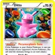XY Promo - XY40 - Ditto - Primal Clash Three Pack Blisters