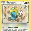 XY9 - TurboLimite - 090 - Dunsparce