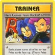 XY-Evoluciones - 113 - Here Comes Team Rocket Secret Ultra Rare