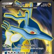 XY10 - Destinos Enfrentados - 122 - Kingdra-EX  - Full Art Ultra Rare