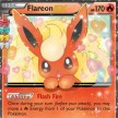 Generations - Radiant Collection - RC6 - Flareon-EX Ultra Rare