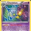 XY11 - Asedio de Vapor - 050 - Chandelure