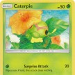 SL3 - Sombras Ardientes - 001 - Caterpie