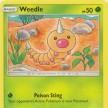 Invasion Carmesi - 001 - Weedle