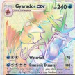 Invasion Carmesi - 112 - Gyarados-GX Secret Rainbow Ultra Rare