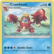 Invasion Carmesi - 025 - Crawdaunt