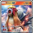 Leyendas Luminosas - 010 - Entei-GX Ultra Rare