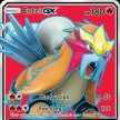 Leyendas Luminosas - 071 - Entei-GX Full Art Ultra Rare