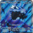 SL2 - Albor de Guardianes - 133 - Wishiwashi-GX Full Art