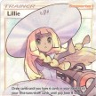 Sol y Luna - 147 - Lylia / Lillie Full Art Ultra Rare