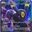 Sol y Luna - 080 - Umbreon GX Ultra Rare