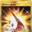 Tormenta Celestial - 182 - Rainbow Brush Secret Gold Ultra Rare