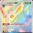Ultraprisma - 157 - Leafeon-GX Secret Ultra Rare