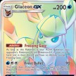 Ultraprisma - 159 - Glaceon-GX Secret Ultra Rare