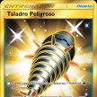 SL9 - Union de Aliados - 192 - Taladro Peligroso Secret Gold Ultra Rare