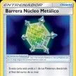 Vinculos Indestructibles - 180 - Barrera del Nucleo Metalico