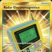 Vinculos Indestructibles - 230 - Radar Electromagnetico  Secret Gold Ultra Rare