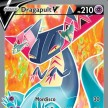 Choque Rebelde - 183 - Dragapult V - Full Art Ultra Rare