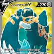 Choque Rebelde - 187 - Copperajah V - Full Art Ultra Rare