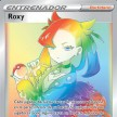 Espada y Escudo - 208 - Roxy  Secret Rainbow Ultra Rare