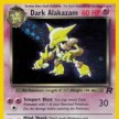 Team Rocket - 01 - Dark Alakazam