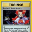 Team Rocket - 16 - Rocket`s Sneak Attack