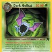 Team Rocket - 24 - Dark Golbat