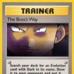 Team Rocket - 73 - The Boss`s Way