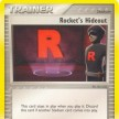 Team Rocket Returns - 087 - Rocket´s Hideout