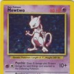 Base Set - 010 - Mewtwo