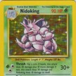 Base Set - 011 - Nidoking