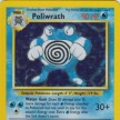 Base Set - 013 - Poliwrath