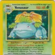 Base Set - 015 - Venusaur - Castellano 1st Edition - GOOD Condition