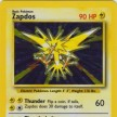 Base Set - 016 - Zapdos