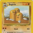 Base Set - 019 - Dugtrio