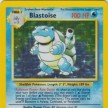 Base Set - 002 - Blastoise - Castellano - EXCELLENT Condition