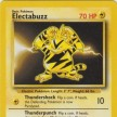 Base Set - 020 - Electrabuzz