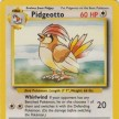 Base Set - 022 - Pidgeotto